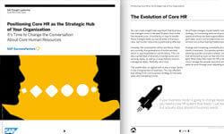 Posicione o RH central como estratégico para sua organização