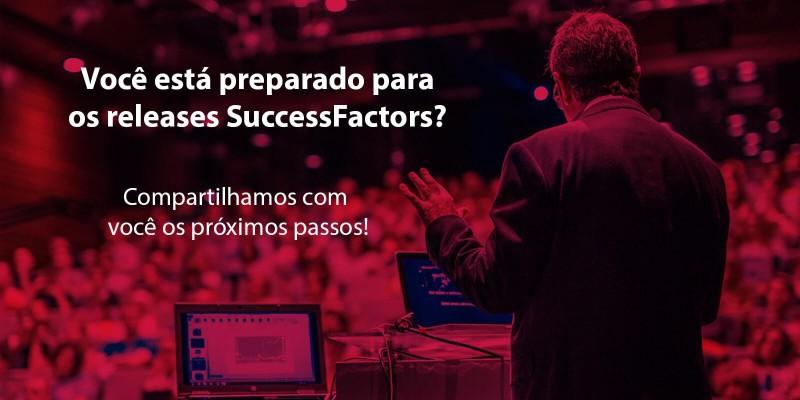 Como se preparar para os próximos releases SuccessFactors?
