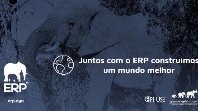 Juntos com o ERP construímos um mundo melhor