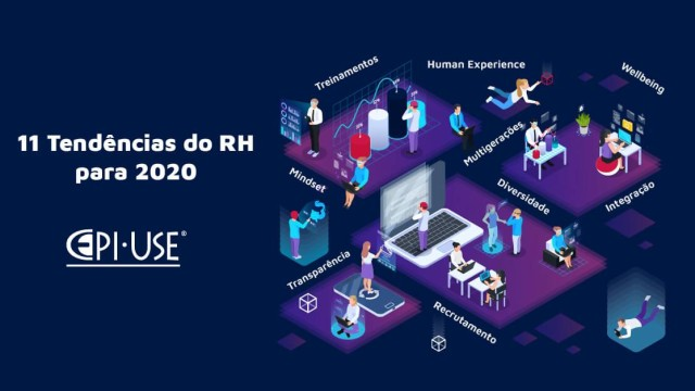 11 tendências do RH para 2020
