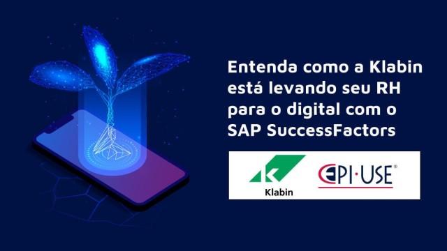 RH Digital: a experiência da Klabin com a implementação do SAP SuccessFactors