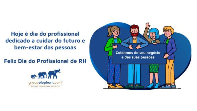Parabéns a todos os profissionais do RH por cuidarem de nosso bem mais valioso, as pessoas