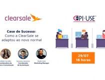 [Webinar: Case de sucesso ClearSale Novo Normal]