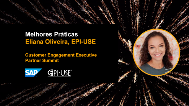 EPI-USE no SAP Customer Engagement Executive Partner Summit