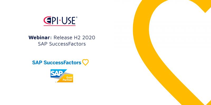 Webinar: Release H2 2020 SAP SuccessFactors