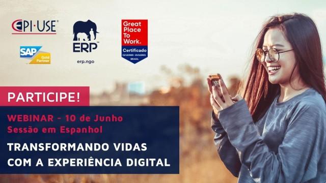 EPI-USE, ECOPETROL no webinar: Transformando Vidas com a Experiência Digital e SAP SuccessFactors