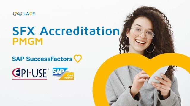 EPI-USE no SAP SFX Accreditation PMGM