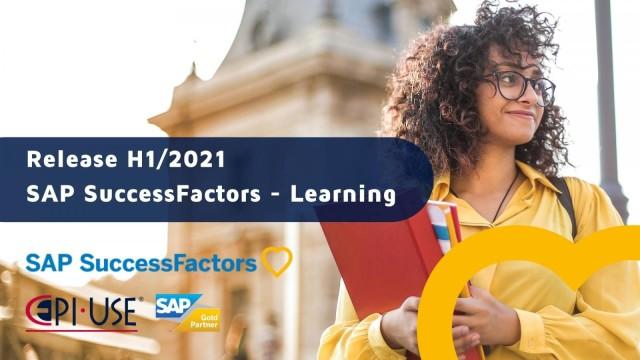 Principais Destaques no Release SAP SuccessFactors Learning H1/2021