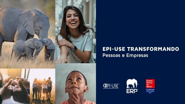 A EPI-USE Celebra com Gratidão o dia da Certificação GTPW