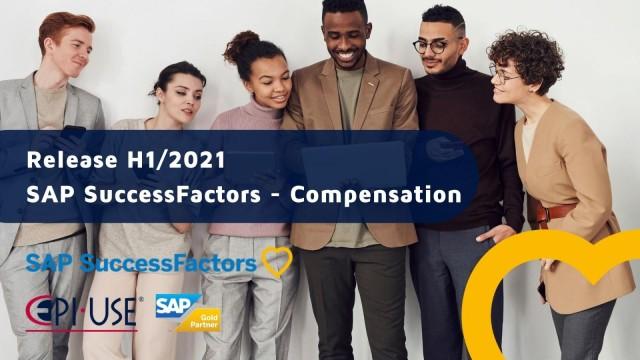 Principais Destaques no Release SAP SuccessFactors Compensation H1/2021