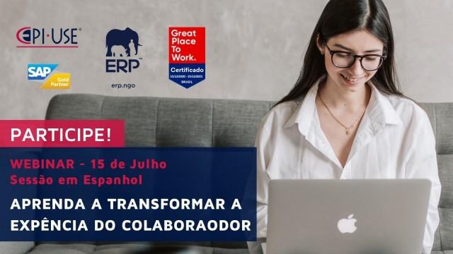 Aprenda a Transformar a Experiência do Colaborador na Gestão do RH no Webinar da EPI-USE