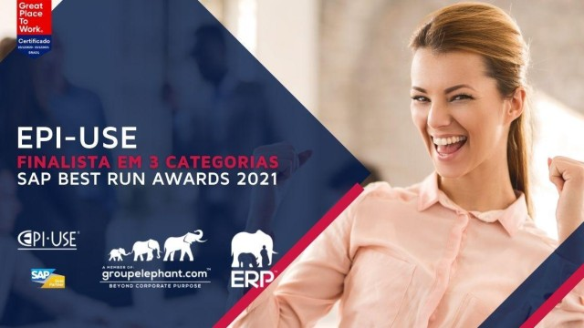 EPI-USE finalista do SAP Best Run Awards