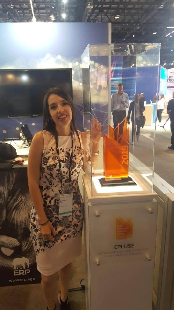 EPI-USE Recebe o Prêmio SAP Pinnacle Award: Parceiro SAP SuccessFactors do Ano