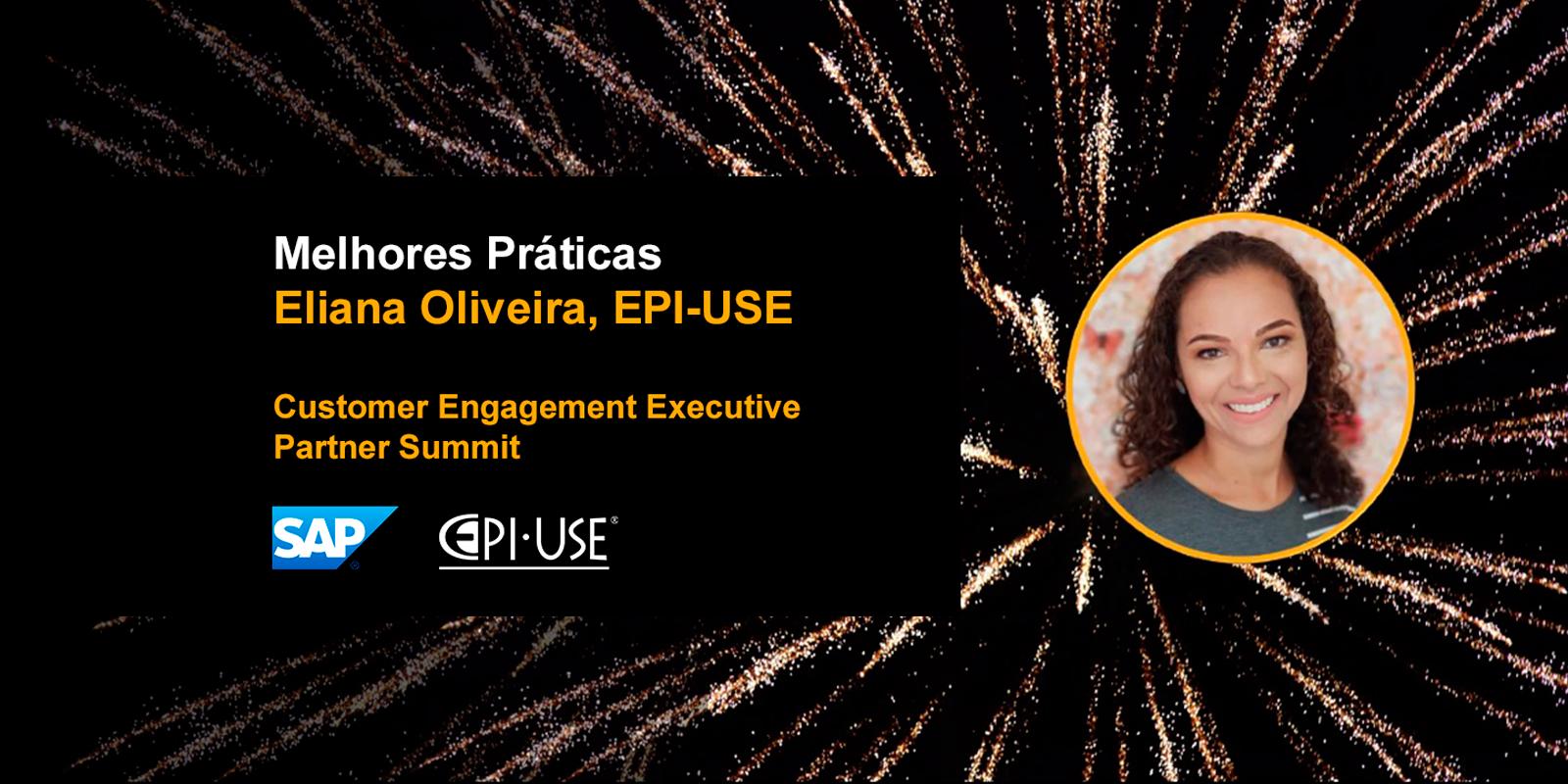 EPI-USE no SAP Customer Engagement Executive Partner Summit