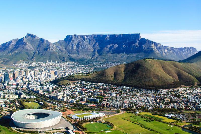 Escritórios EPI-USE África do Sul