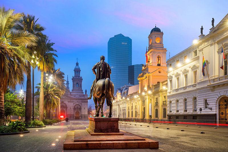 Escritórios EPI-USE Chile