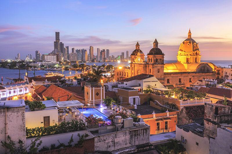 Escritórios EPI-USE Colombia