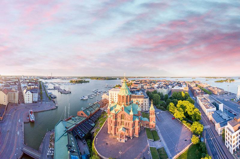 Escritórios EPI-USE Finlândia