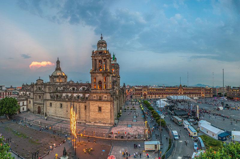 Escritórios EPI-USE México