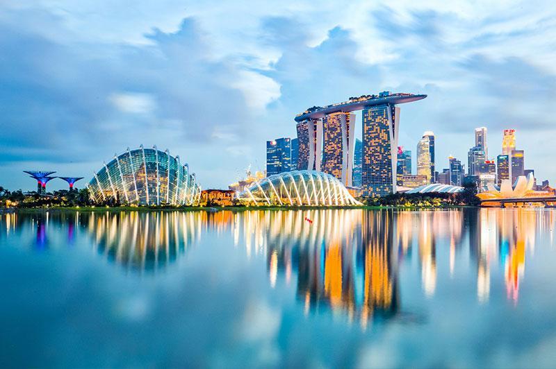 Escritórios EPI-USE Singapura