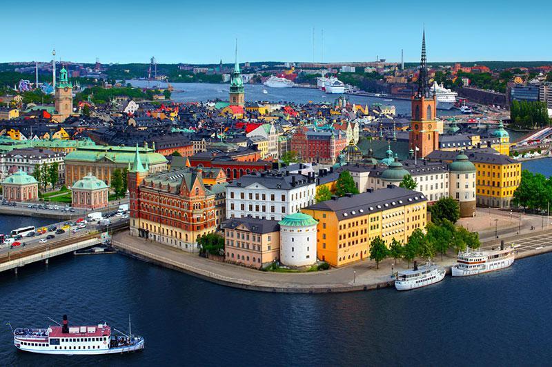 Escritórios EPI-USE Suécia